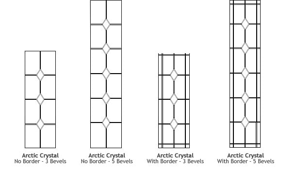 Glass Decor Options