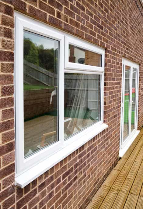 Upvc windows gorey glass and glazing casement tilt for How to reduce noise from windows