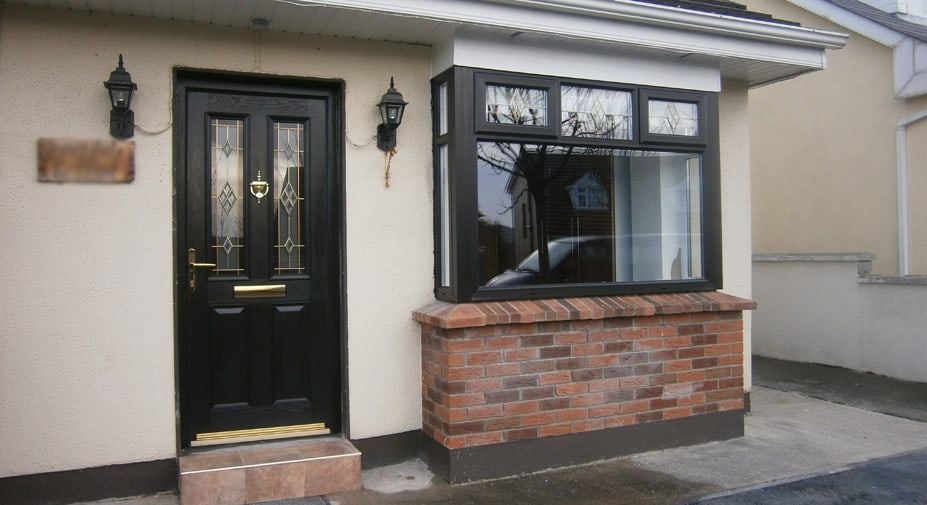 Composite Door & UPVC Windows