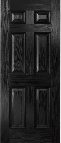 Croghan Arctic Composite Door