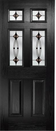 Dartry Arctic Composite Door