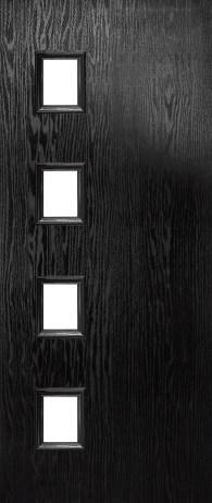 Avoca Arctic Composite Door