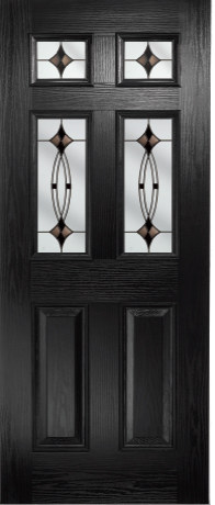 Dartry Arctic Composite Door